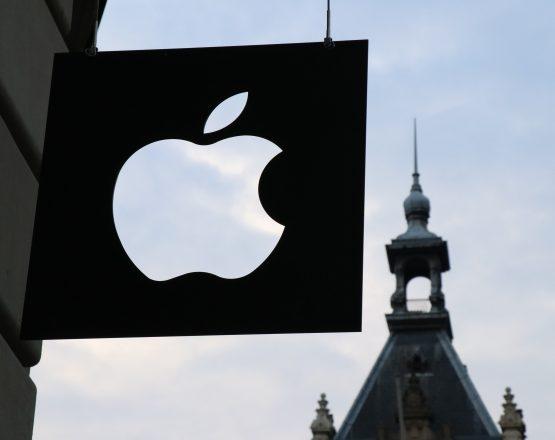znaczek sklepu apple